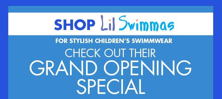 Shop LIL Swimmas - For Stylish Children's Swimwear