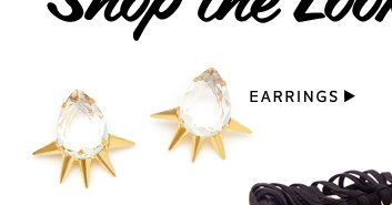 A Night Out: Shop the Look_Earrings