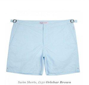 Swim Shorts, Orlebar Brown