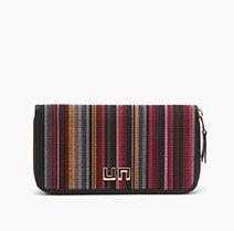 Elastic Zipper Wallet | Bombay