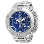 Invicta 12885 Men's Subaqua Noma V Blue Dial Stainless Steel Chronograph Dive Watch