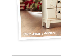 Chip Jewelry Armoire