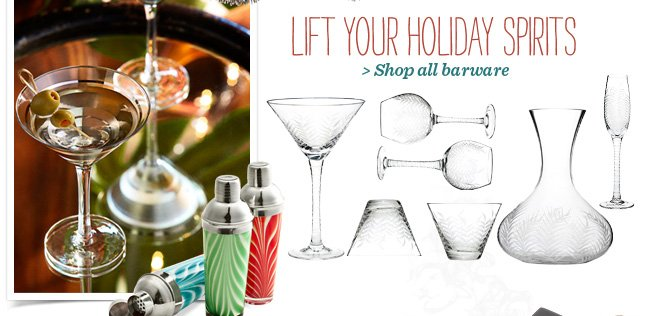 Shop all barware