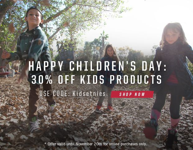 30% Off On Kids Product: Universal Childrens Day