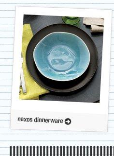 naxos dinnerware