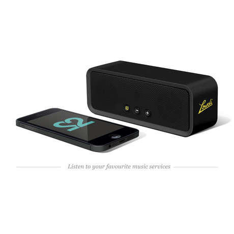 Lowdi // Bluetooth 4.0 Wireless Portable Speaker