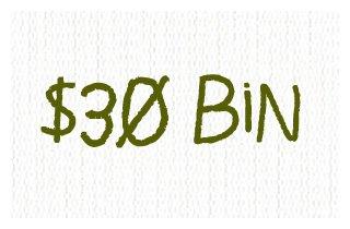 $30 BIN