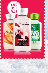 All New Signature Collection Body Lotion – $5