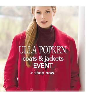 Shop Ulla Popken Coats & Jackets event