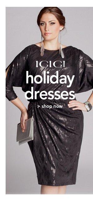 Shop Igigi Holiday Dresses