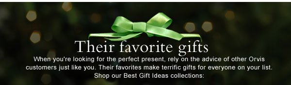 Shop Best Gift Ideas for: