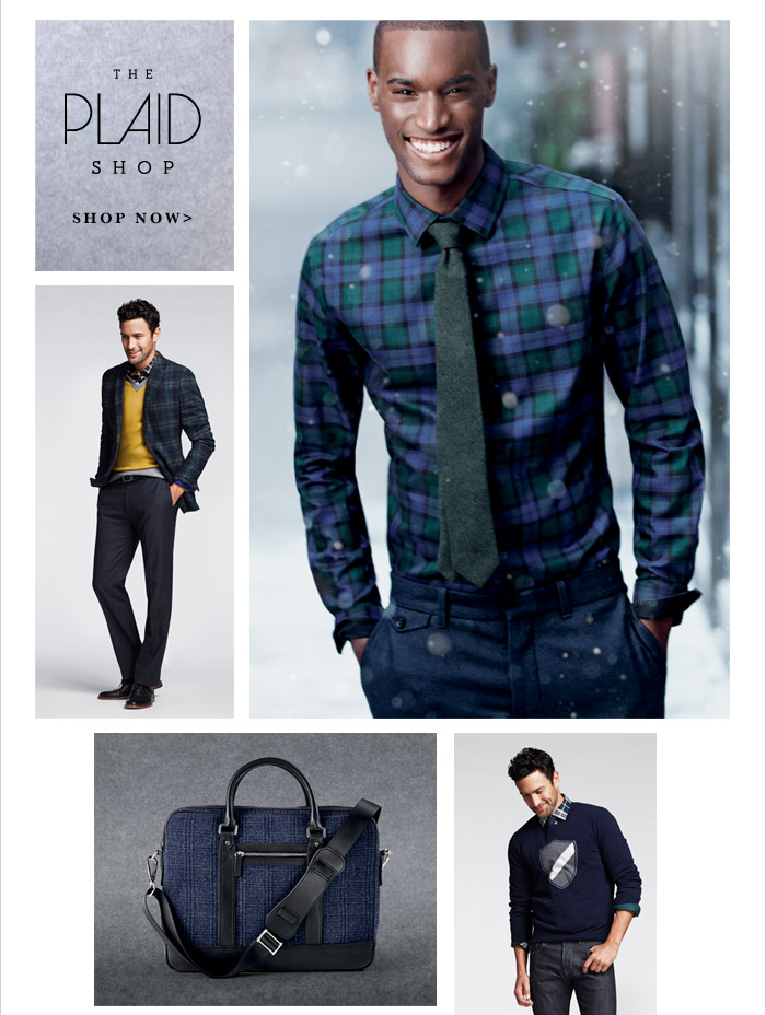 THE PLAID | SHOP NOW