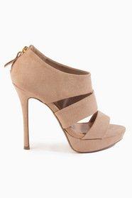 Claudia Cutout Heel 40
