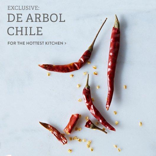 De Arbol Chile