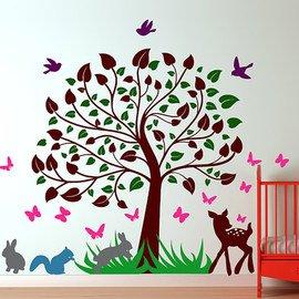 Forest Finds: Kids' Décor