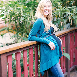 Lovely Layers: Maternity Apparel