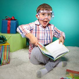 The Mini Scholar: Educational Toys