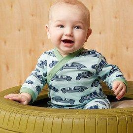 Growing Up Green: Infant Organics