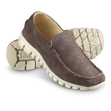 NoSoX™ Canvas Mocs