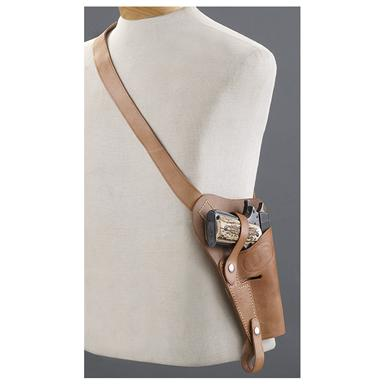 .45 Cal. 1911 Mil-spec. Leather Shoulder Holster