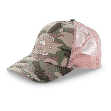 Women's John Deere® Camo Hat