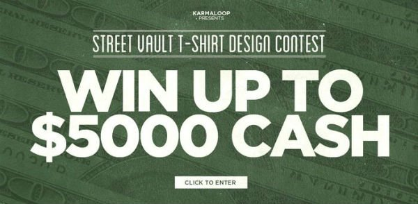 Enter the Karmaloop Design Contest