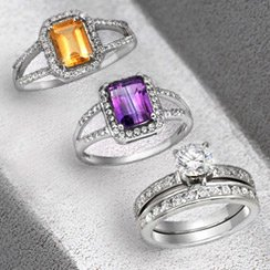 Silver Jewelry Deals: Rings From $9
