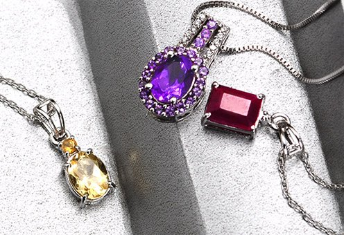 Silver Jewelry Deals: Necklaces From $10