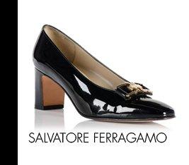 Farragamo shoe