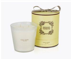 Henri Bendel Luxe Lemon Verbena Candle