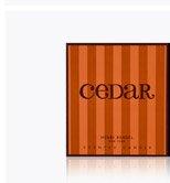 Cedar Signature 9.4 oz Candle