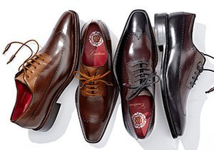 Wear to Work: Oxfords & Wingtips