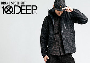 Shop Brand Spotlight: 10Deep