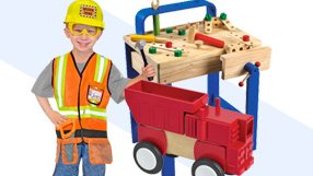 Construction Toys for Little Builders (Great Gifts)