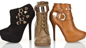 High Heel Boots & Booties