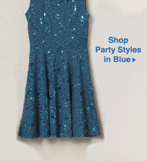 Shop Party Styles in Blue