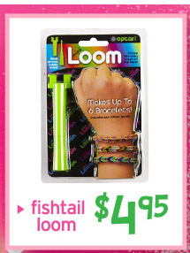 fishtail loom