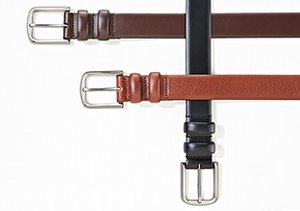 Well Suited: Dress Belts