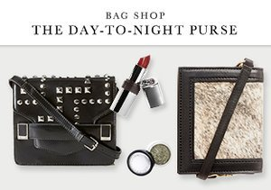 Bag Shop: The Day-to-Night Purse