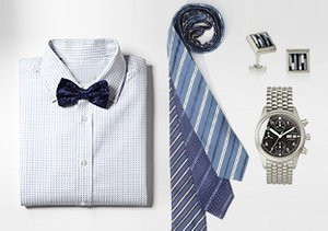Well Suited: Shirts, Ties & More