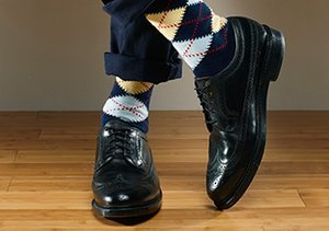 Well Suited: Dress Shoes & Socks