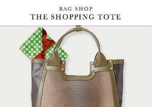 Bag Shop: The Shopping Tote