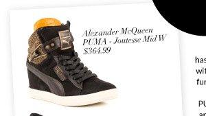 Alexander McQueen Joutesse - $364.99