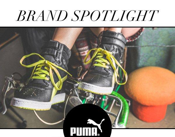 Brand Spotlight: PUMA