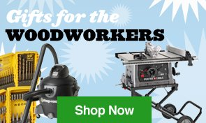 Gifts for the Woodworkers