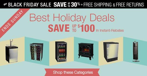 Best Holiday Deals