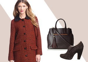 Heritage Chic: Plaid, Boucle & More