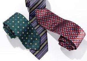 Wear to Work: Belts & Ties