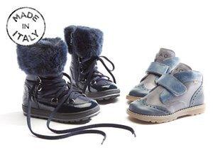 Made in Italy: Ciao Bimbi Shoes