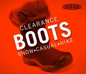 BOOT UP FOR LESS